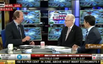 Interview with Peter Switzer and Russell Zimmerman, Money Sky News
